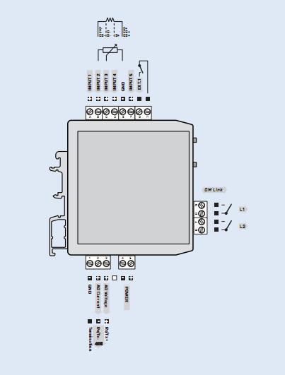 bộ chuyển đổi 4-20ma ra 0-10V