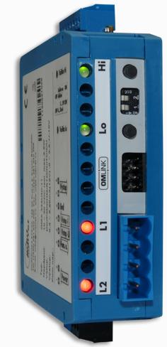 Bộ chuyển đổi điện trở ra 4-20mA OMX 333UNI