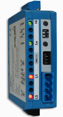 Bộ chuyển đổi mV ra 4-20mA OMX 333UNI CH SÉC