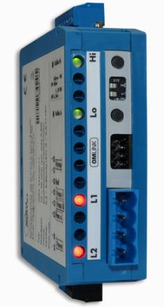 Bộ chuyển đổi Pt100 3 dây ra 4-20mA OMX 333UNI