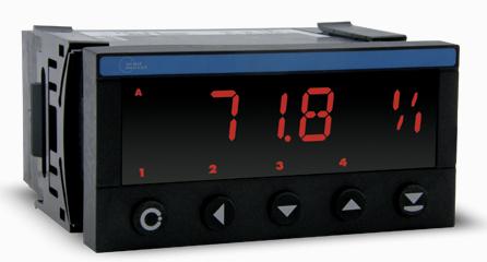 Thông số kỹ thuật của bộ hiển thị cảm biến nhiệt độ Pt100