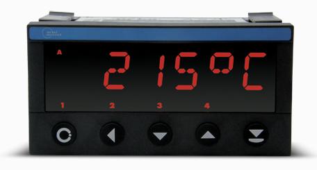 Bộ hiển thị nhiệt độ gắn tủ điện OM 402UNI