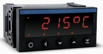 Bộ hiển thị cảm biến nhiệt độ Pt100 CH SÉC