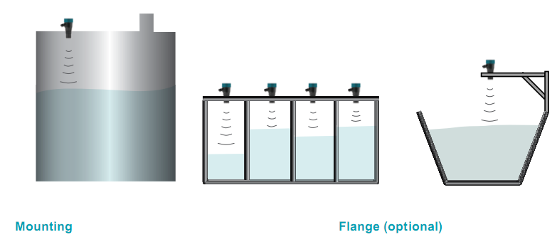Cảm biến báo mức nước 0-2m HAWK
