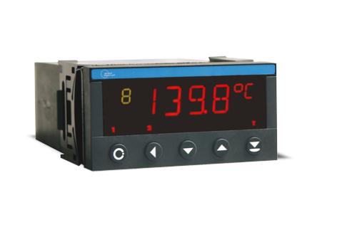 màn hình hiển thị nhiệt độ pt100 đa kênh