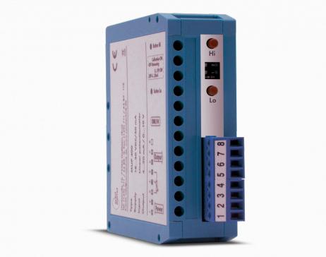 Bộ khuếch đại loadcell ngõ ra 4-20mA 0-10V CH SÉC
