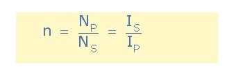 Số vòng dây quấn của bộ biến dòng là gì