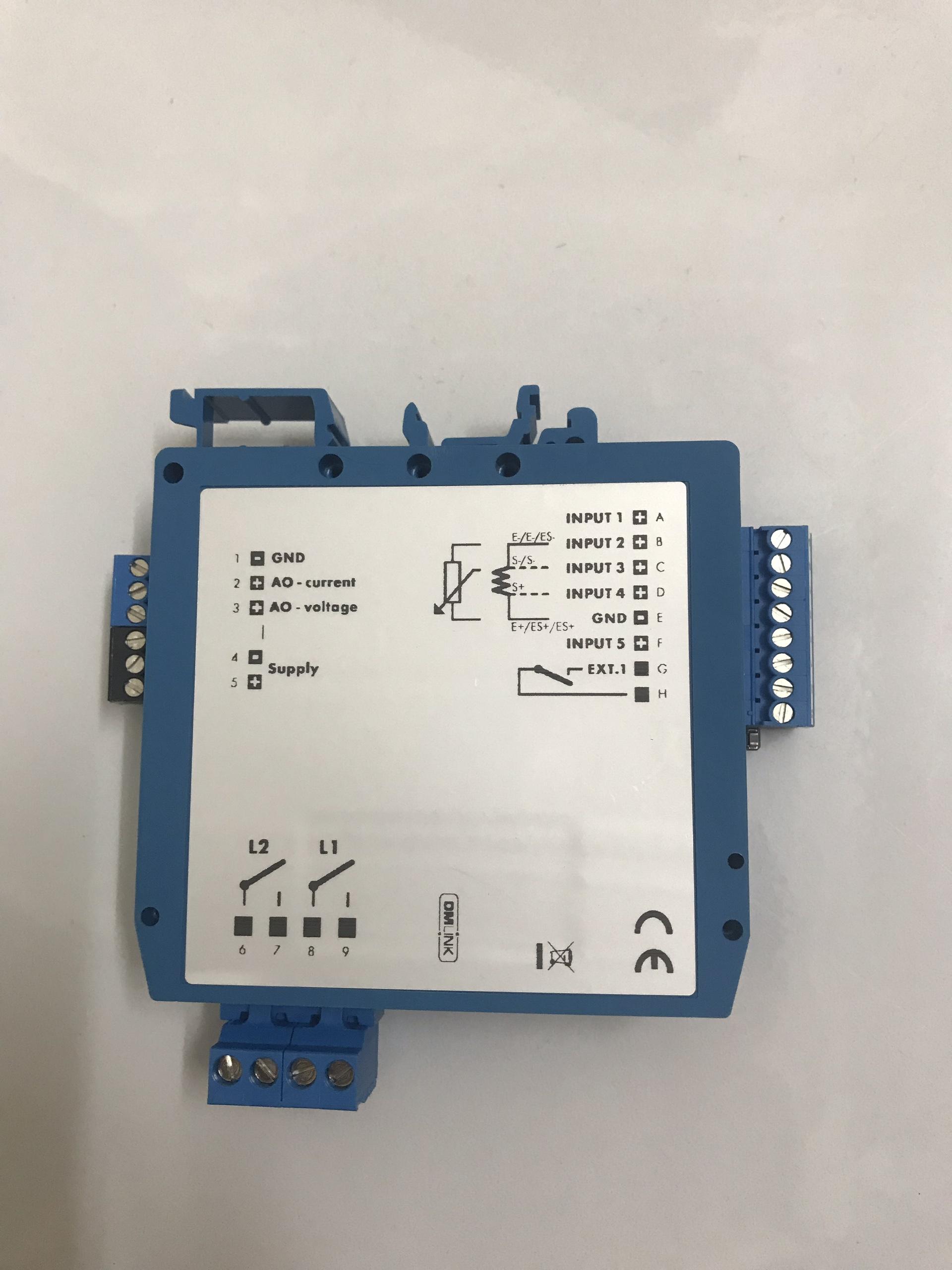 Bộ chuyển đổi 0-10V ra 4-20mA OMX 333UNI