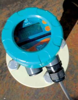 Cảm biến đo mức bồn dầu G7 giá rẻ