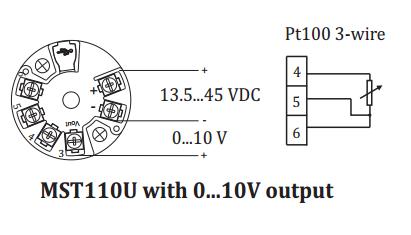 thông số kỹ thuật của bộ chuyển đổi pt100 ra 4-20mA giá rẻ