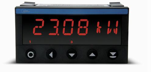 Bộ transducer 0-5A ra 4-20mA có hiển thị OM 402PWR