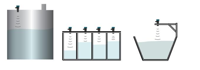 Cảm biến báo mức nước thải liên tục giá rẻ