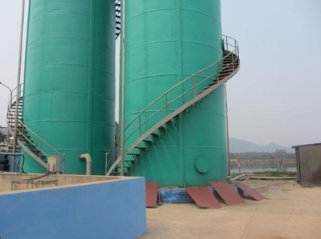 Cảm biến báo mức nước thải liên tục trong công nghiệp