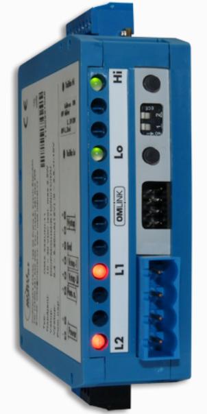 Bộ đo công suất tiêu thụ ngõ ra 4-20mA OMX 333PWR