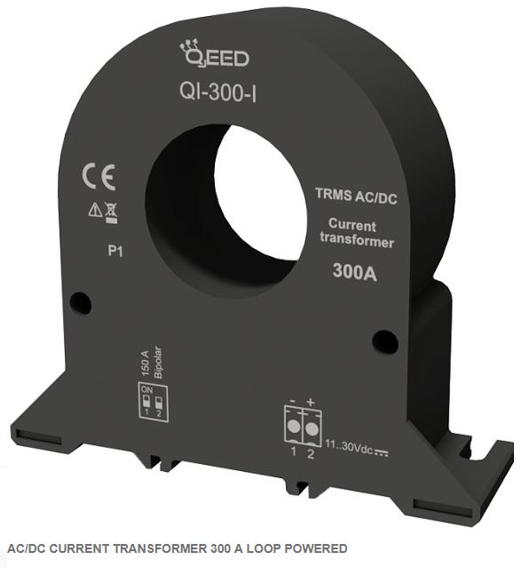 Thông số kỹ thuật của CT dòng 50A 100A 300A ngõ ra 4-20mA