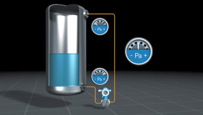 Các loại cảm biến đo áp suất chênh áp