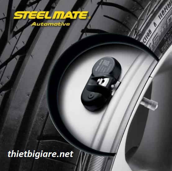 cảm biến đo áp suất lốp xe hơi