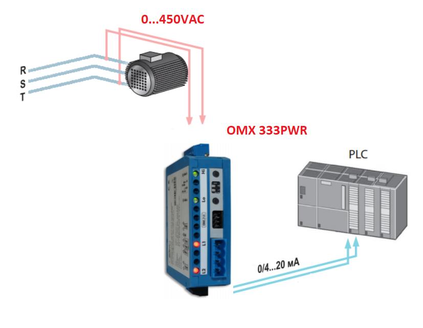 Thông số kỹ thuật của bộ chuyển đổi điện áp AC ra 4-20mA 0-10V