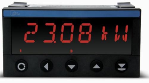 Bộ hiển thị và chuyển đổi điện áp AC ra 4-20mA 0-10V