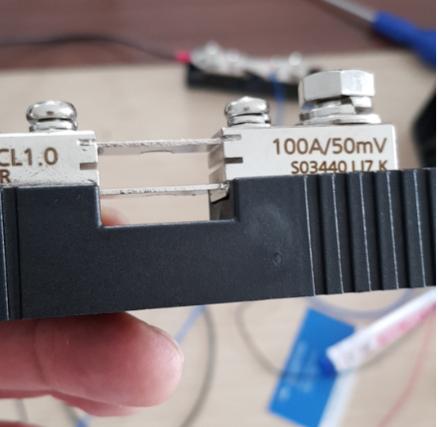 điện trở shunt 100A/50mV
