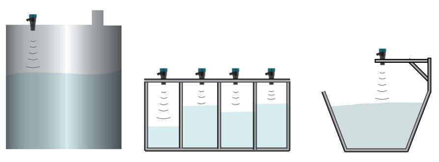 thiết bị đo mức chất lỏng liên tục