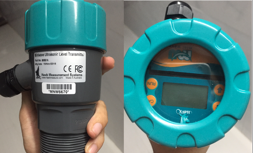 sensor đo mức nước công nghiệp giá rẻ