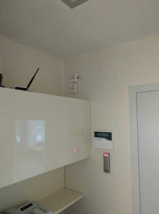 Cảm biến đo và lưu dữ liệu nhiệt độ độ ẩm áp suất không dây