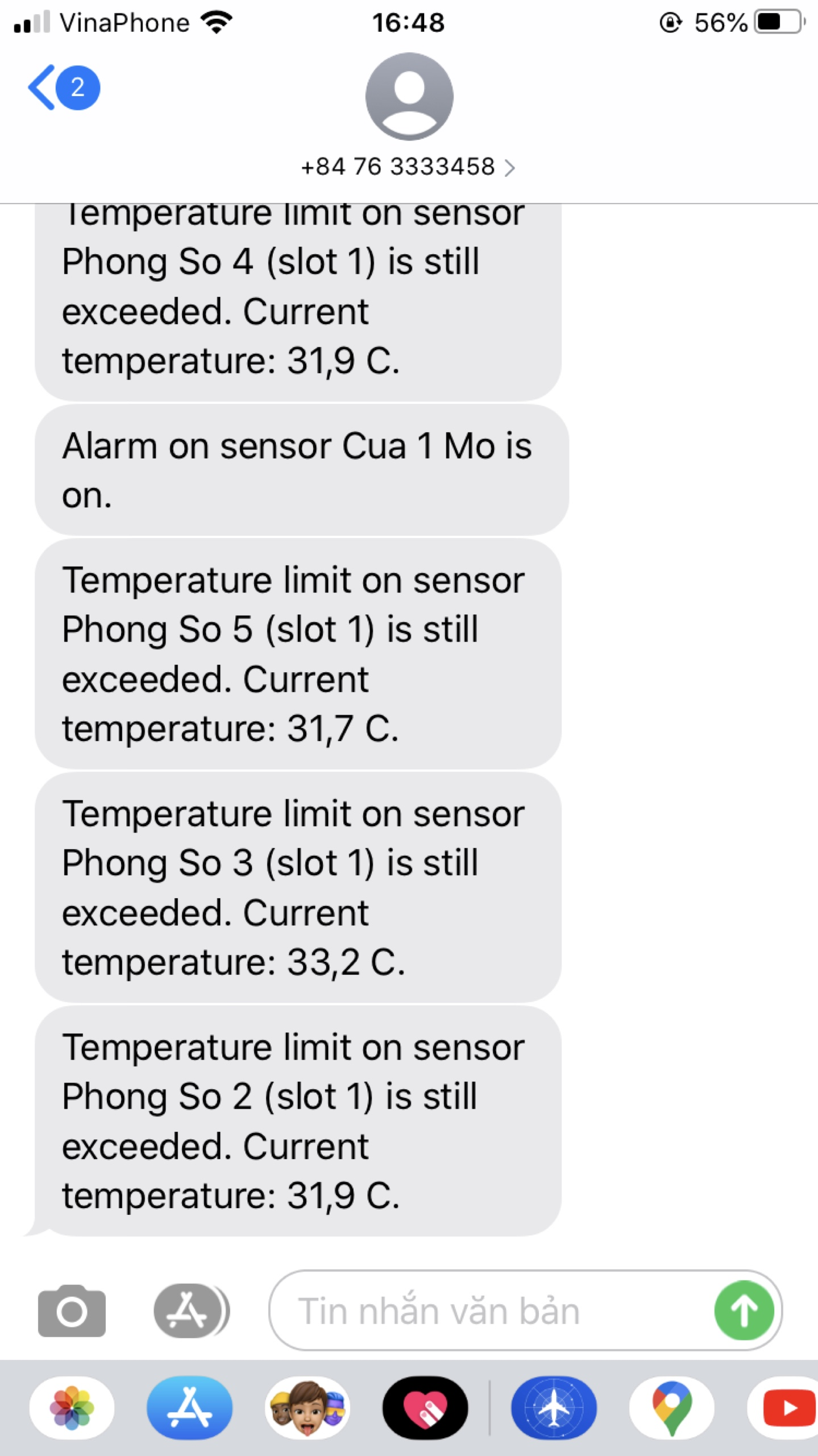 Wireless Temperature Datalogger