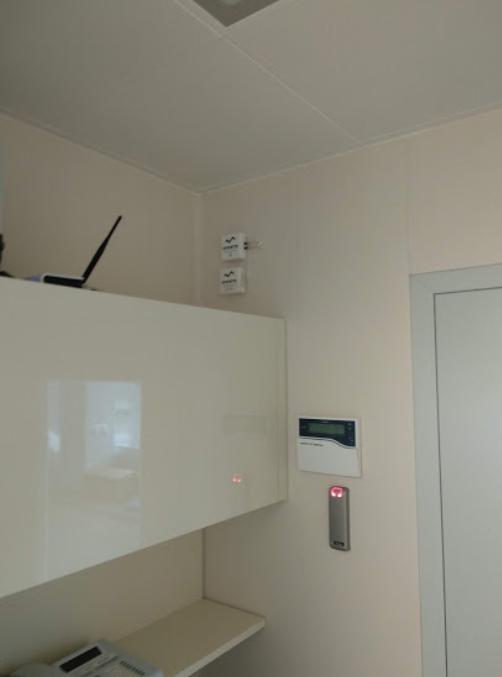 máy đo chênh áp ghi dữ liệu efento