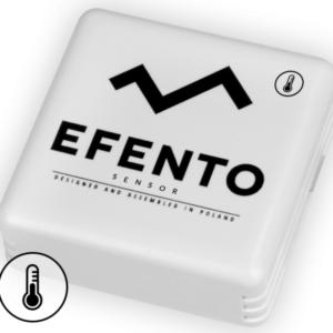 nhiệt kế tự ghi dùng nhiều lần qua bluetooth của efento