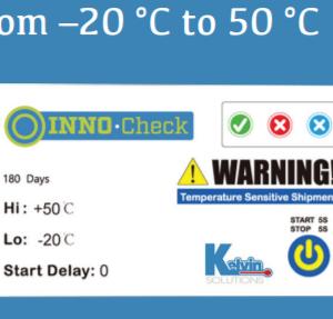 nhiệt kế tự ghi kiểm tra hàng xuất khẩu