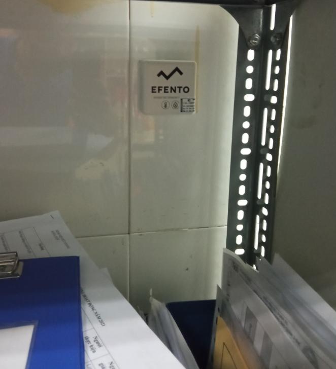 giám sát nhiệt độ kho dược đạt chuẩn gsp