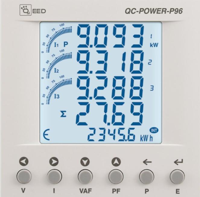 đồng hồ đo đếm điện năng tiêu thụ giá rẻ