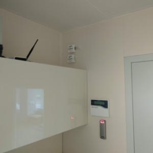 máy đo ghi chênh áp phòng sạch